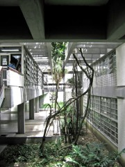 Universitätsgebäude Cujae, Humberto Alonso, Jose Fernandez, Fernando Salinas, Josefina Montalvan, 1964, Havana, Kuba