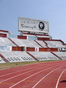 Estadio Panamericano, Emilio Castro, 1991, Havana, Kuba