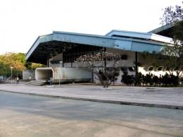 Sala Polivalente Ramon Fons, Eusebio Azcue, Carlos Galvez, Alberto Molinet, 1991, Havana, Kuva