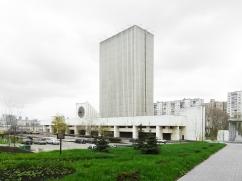 Bibliothek, ca.1980 Kiew, Ukraine