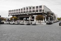 Opernhaus, Mirgorodsky 1970-1990 Charkiw, Ukraine