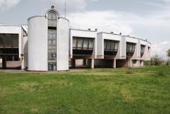 Palast der Pioniere, J. Amosow, O. Garsia 1990 Dnipropetrowsk, Ukraine