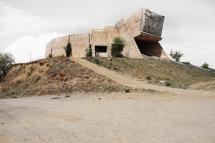 Archäologisches Museum, 1988 Tiflis, Georgien