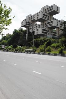 Verkehrsministerium, G.Tchilawa, S.Dschalaganija 1974 Tiflis, Georgien