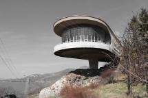 Schriftstellerhaus, G. Kochar 1934 Sewansee, Armenien