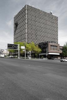 Rundfunkstation, ca. 1980 Jerewan, Armenien