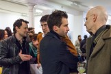 "Vernissage ""Eccentric Structures in Eastern Europe"" Galerie Werner Bommer, Mai 2013"