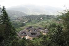 Toulou Cluster, Tianluokeng, Nanjing County, Fujian, China