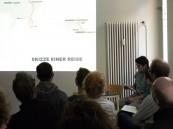 """Podiumsdiskussion """"Exzentrische Strukturen in Osteuropa"""", Dock Basel, Mai, 2013"""