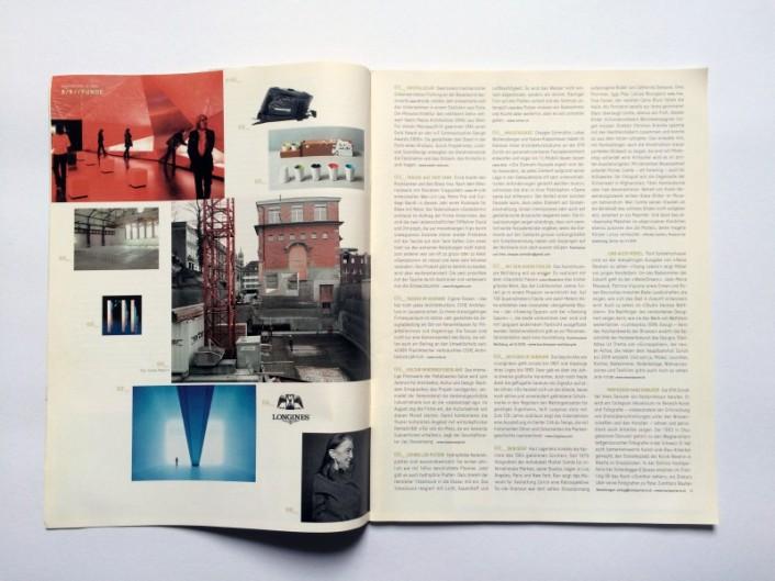 Hochparterre, No. 10, Oktober 2009, Seite 8-9